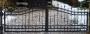 Kované ploty a brány