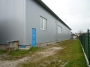 Opláštění haly třídírny v Jičíně